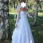 Свадебное платье ручной работы.Прокат Одесса