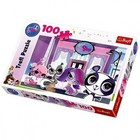 Пазлы Trefl - Пэт шоп Littlest Pet Shop - LPS 100 и 160 эл.