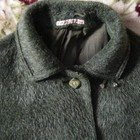 пальто зеленое Обмен