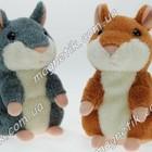 Интернет-магазин magnetik.com.ua - Уникальная мягкая говорящая игрушка - «Говорящий хомяк». Эта оча