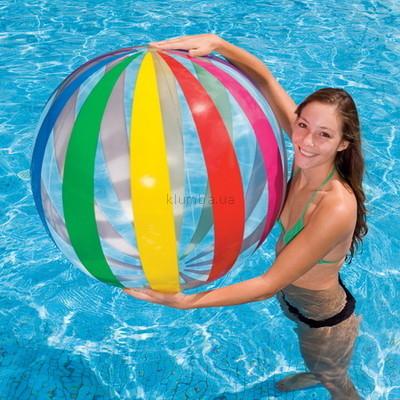 мяч надувной большой