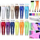 Модные Яркие Цветные Стильные Сексуальные Леггинсы лосины