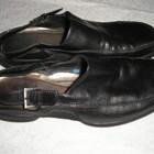 туфли босоножки Ecco, стелька 26 см, КОЖА