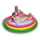 бассейн радужный на 3 кольца