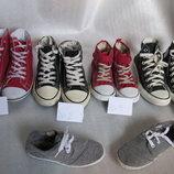 Продам кеды Converse в хорошем сос, р 29,32,36,38,39