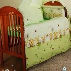 Комплекты постельного белья в детскую кроватку из 8-эл.-
