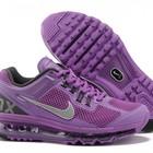 Женские кроссовки Nike Air Max 2013 сиреневые