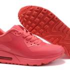 Женские кроссовки Nike Air Max 90' Hyperfuse розовые