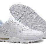Женские кроссовки Nike Air Max 90 Essential - белые