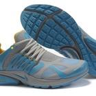 Женские кроссовки Nike Air Presto серо-синие