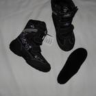 термо-ботинки для девочек от Тм Lico -Германия- черные-размер 26