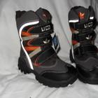 зимние термо-ботинки для мальчиков от Тм Lico -Германия