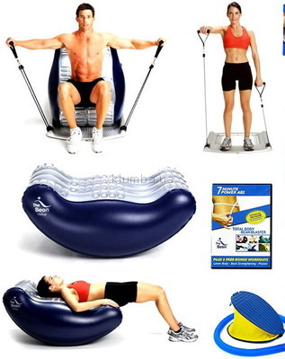 The Bean Deluxe Ultimate Exerciser