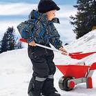цельный полосатый термокомбинезон от Тм Kinderbutt для мальчика - Германия