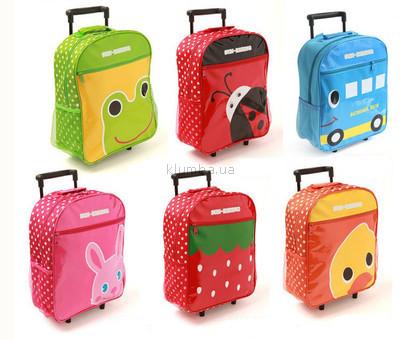 Детские рюкзаки, порфели, чемоданы рюкзаки vans of the wall с цветами