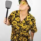 Страх и ненависть в Лас-Вегасе комплект рубашка, панама, очки, мундштук