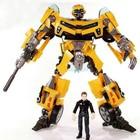 Робот-Трансформер Бамблби с Сэмом
