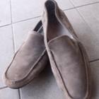рр 45-30 см мокасины туфли от бренда Roberto Santi замша