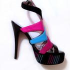 Новое. Босоножки Ferlisa Италия 36р. Стильные Итальянские туфли - босоножки.
