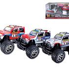 машина Джип Трофи Мастер Класс 9002 Joy Toy