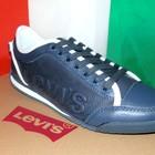 Кроссовки мужские кожаные фирмы LEVI'S оригинал из Италии