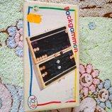 Розпродаж Деревянная Игра Бакгаммон