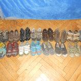 Обувь из которой мы выросли