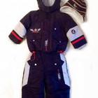 Зимний термокомбинезон с курткой Cocodrillo на 2-3 года. Шапка. Польша. Комбинезон для мальчика.