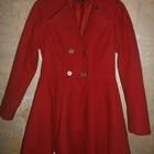 Продам cтильное деми пальто для девочки, размер 140,146