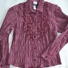 Новая блузка, жатая ткань, рост 152 см. Германия.