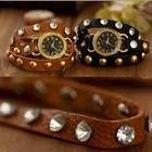 Часы браслет камни в наличии JQ