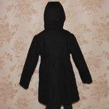 Пальто для девочек на 9-10 лет, рост 140
