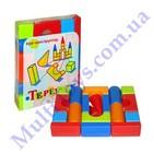 Кубики большие Теремок