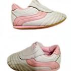 Кожаные кроссовки Lonsdale Англия 14см стелька. Ботиночки для девочки.