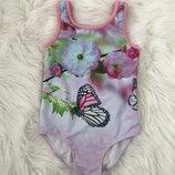 Красивенный купальник Mothercare 5-6 лет. Италия. Пляжный костюм, панамка, шлепки, кроксы, шорты топ