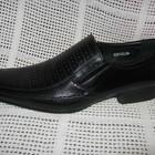 Туфли мужские летние натур.кожа р. 39-44