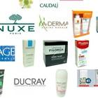 СП аптечной косметики из Франции Avene, Bioderma, Nuxe, URIAGE, Vichy, Lierac, Filorga, WELEDA и др