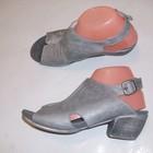 Вечные Помпезные босоножки от бренда JJ Footwear. Кожа. Рр 38-39.