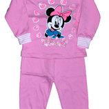 Пижамки для девочек, новые, интерлок, отличное качество Винкс, Китти, Эльза и другие