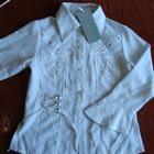 школьная форма и блузка на девочку, размер S
