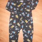 Пижамки коттоновые и флисовые 2-3года