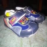 кожаные туфли новые