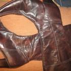 Сапоги кожаные деми 37 размера