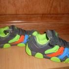 Детские кожанные кроссовки 20-31 размера
