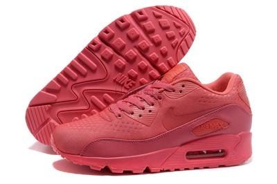 Женские кроссовки Nike Air Max 90 EM розовые