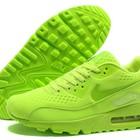 Женские кроссовки Nike Air Max 90 EM салатовые