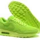 Женские кроссовки Nike Air Max 87 EM салатовые