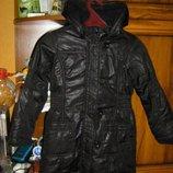 Деми куртки на рост 134-140
