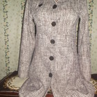 Стильное пальто BLUE AQVA Англия, Andre Vana наш 42-44