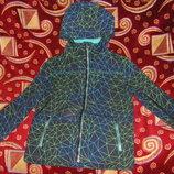Демисезонная теплая куртка-ветровка Yigga Softshell рост 128-158